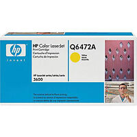 HP LASER PRINTER TONER Q6472A