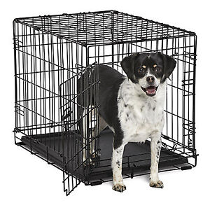 Single door pet crate - Medium