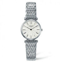 NEW Longines L42094716 La Grande Classique Quartz Bracelet Watch