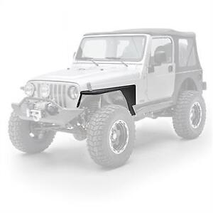 Smittybilt XRC Armor Front Tube Fenders for jeep tj