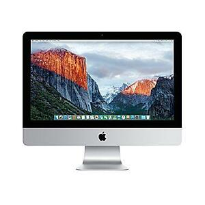 "*** USED *** APPLE 21.5"" IMAC ALL-IN-ONE   S/N:2PN89BFY0T   #STORE526"