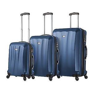 Mia Viaggi ITALY Siena Hardside Spinner Luggage Set, 3 Piece/Set