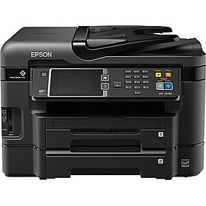 Epson WorkForce WF-3640 Wireless All-in-One Colour Inkjet (Used)