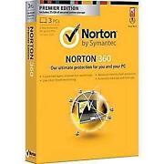 Norton 360 Premier 2013