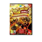 PC DVD RollerCoaster Tycoon World Deluxe Edition
