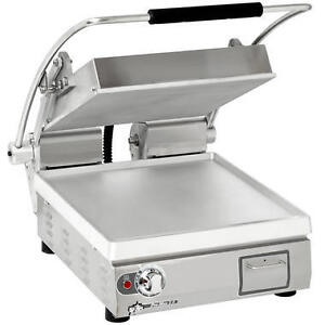 "Single 14"" Panini Grill with Smooth Aluminum Plates Kitchener / Waterloo Kitchener Area image 1"