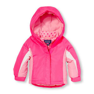 Childrens Place Girls Winter Snow Suit