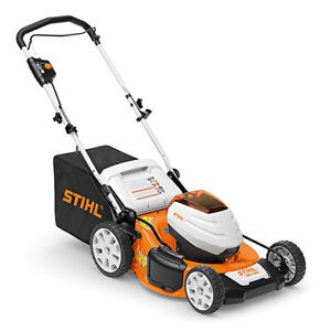 STIHL RMA510 Battery lawnmower for working on larger areas