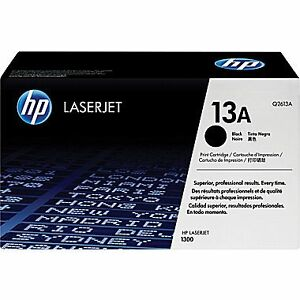 Laserjet 13A HP Black Ink Cartridge West Island Greater Montréal image 1