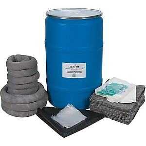 55-Gallon Eco-Friendly Spill Kit! Brand New, Never Used!