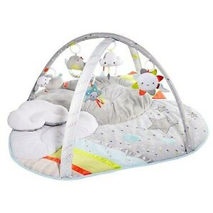 EUC Skip Hop Silver Lining Cloud Activity Gym