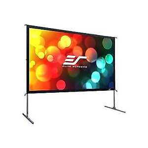 Brand New Elite Screens Yard master 2 Series Projection Screen