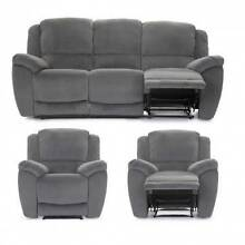 STRADBROKE 5 SEAT RECLINER LOUNGE SUITE Seville Grove Armadale Area Preview