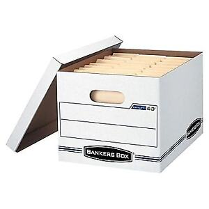 Bankers Box EasyLift Storage Boxes