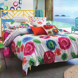 KAS Solarise Queen Quilt Cover and 2x Pillowcases Mosman Mosman Area Preview