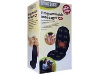 Homedics programmable massager