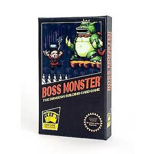 Boss Monster Card Game Board Game