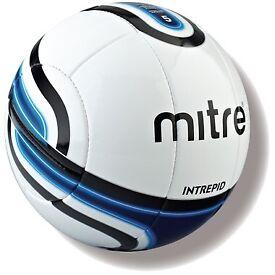 Mitre Intrepid Size 5 Match Balls