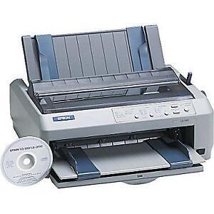 New Epson LQ-590 Dot Matrix Printer