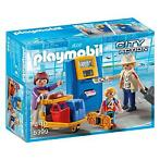 PLAYMOBIL City Action vakantiegangers aan incheckbalie 5399