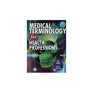 Medical Terminology for Health Professions-7th Edition (E-book)