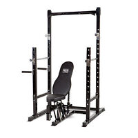 Power Rack with Bench-Was $699.00 you save 100.00