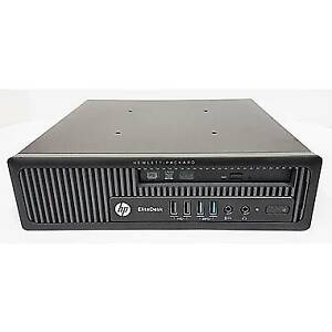 HP EliteDesk 800 G1 USDT- Intel Core i7-4770S (4th Gen)