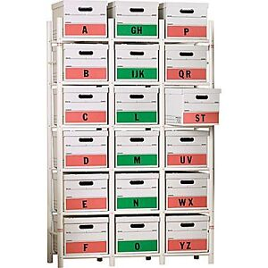 File Box Storage