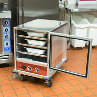 Undercounter 1/2 Size Non-Insulated Heated Holding /Proofing Cab