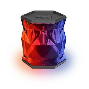 iHome Colour-Changing Bluetooth Speaker with Speakerphone