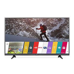 "LG 65UF6450 65"" 120HZ 4K SMART ULTRA  HD LED TV TVCENTER.CA SALE"