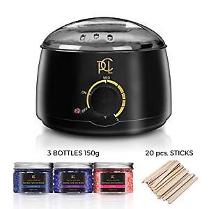 NEW Wax Warmer Hair Removal Kit Professional Electric Pot Heater