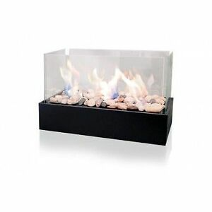 Brand new Indoor and outdoor tabletop ethanol fireplace.