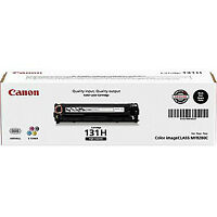 Canon 131 Black Toner Cartridge, High Yield