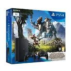 PS4 1TB Slim Horizon Zero Dawn bundel + 2 controllers