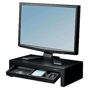 Fellowes Computer / Laptop Monitor Riser For Sale $30