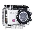 Grixx Optimum action cam (wifi) - Full HD 1080P - waterproof