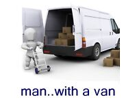 MAN & VAN (CHEAP RATES!! ) same day service available !!!