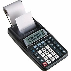 Calculatrice imprimante Staples SPL-P100 Printing Calculator
