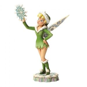Disney Traditions Frost Fairy (Tinker Bell Figurine) 4046018 New