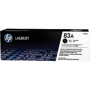 HP Laserjet 83A Black Print cartridge
