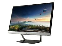 HP Pavilion 23cw - LED monitor - Full HD (1080p) - 23 Inches