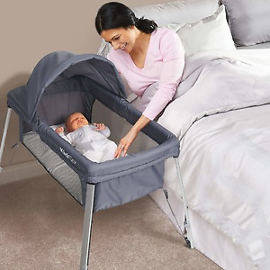 Infant carry bed.