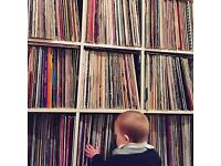 Record collections WANTED.