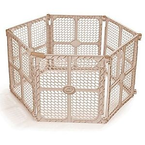 Baby play pen for outdoors