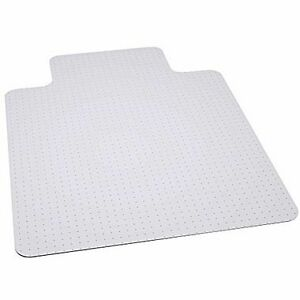 "Chair Mat (chairmat), 45"" x 53"" for carpets; almost new"