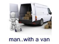 Will Beat Any Quotes Man & Van Cheapest in Removals etc Best Service/Professional 24/7