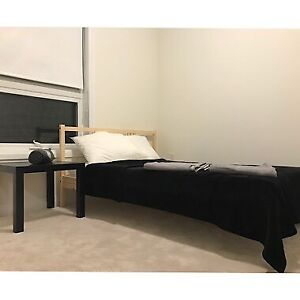 Furnished spacious bedroom available Immediately
