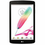 LG G Pad F 8.0 16GB, Wi-Fi + 4G (T-Mobile), 8in - Black