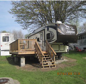 2015 JAYCO TRAILER FOR SALE - Highland RV Resort